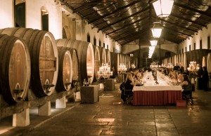 inVOYAGE Dinner in the Wine Cellar