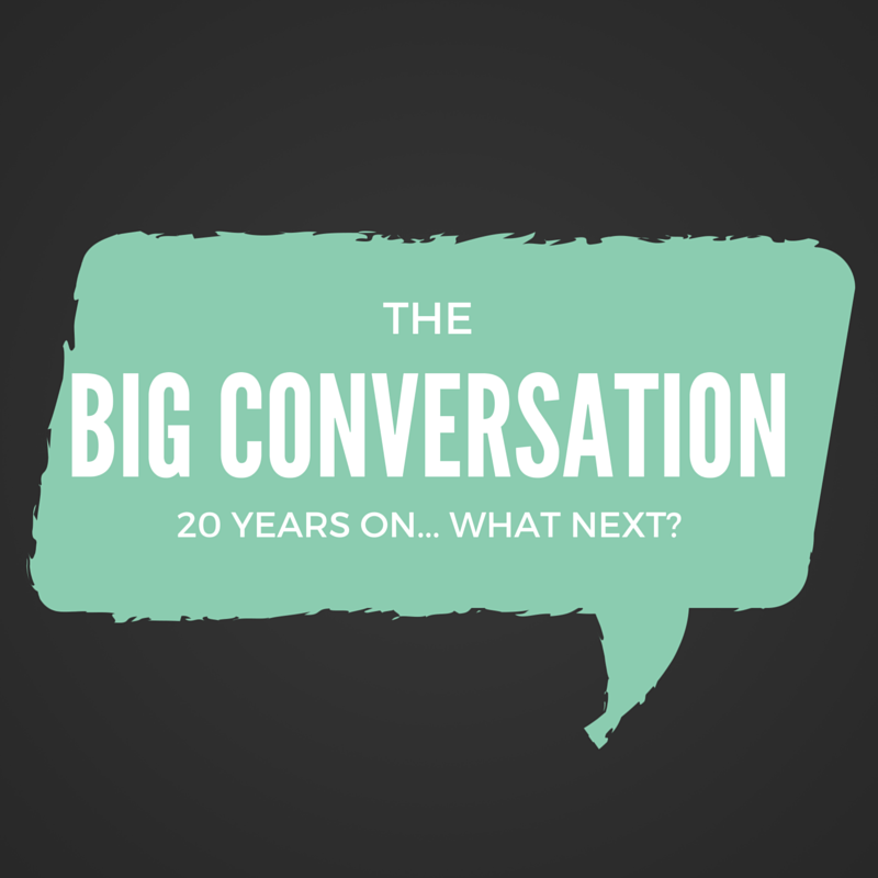 Time for a Big Conversation in Events