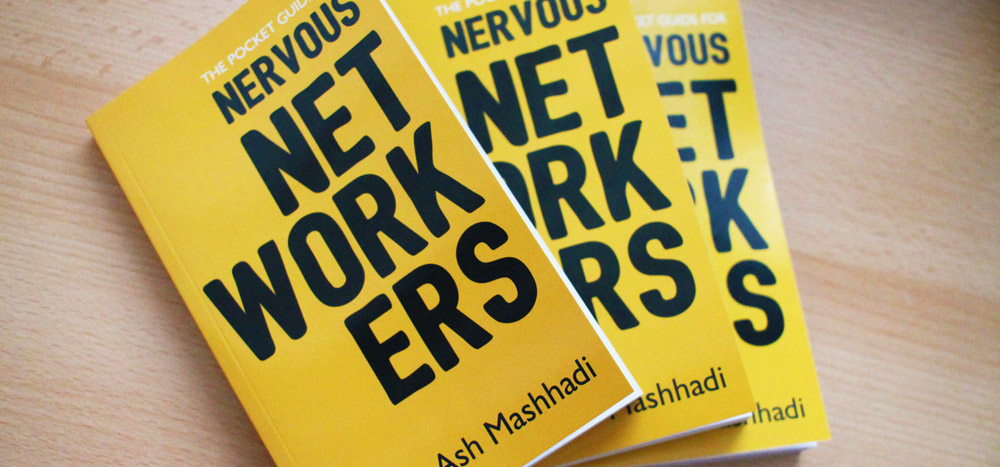 The Pocket Guide for Nervous Networkers – Book Review
