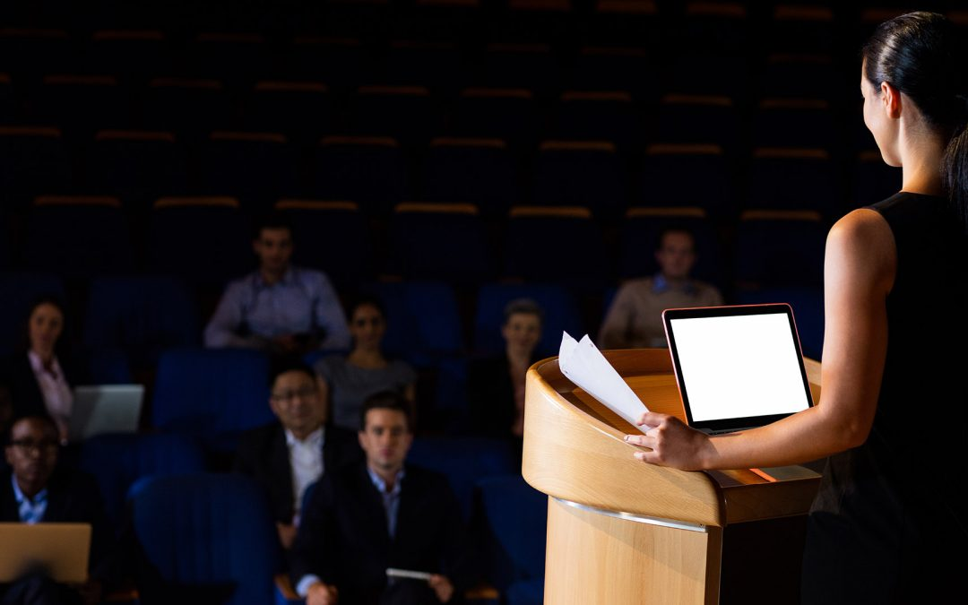 What is the Difference Between a Keynote Speech, Seminar or Masterclass?
